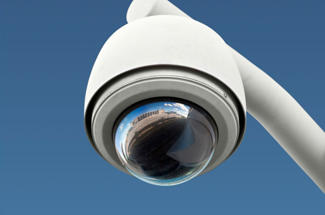 Commercial video surveillance services