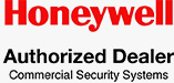Honeywell home and commercial security systems logo